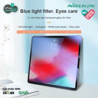 APPLE IPAD AIR 4 - NILLKN AV+ ANTI BLUE LIGHT TEMPERED GLASS