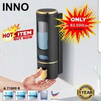 INNO SERICITE soap dispenser black / tempat sabun cair single hitam