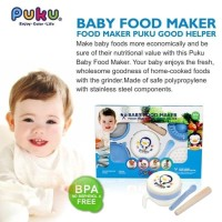 Puku Baby Food Maker
