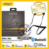 JABRA ELITE 25E WIRELESS HEADSET BLUETOOTH HANDSFREE EARPHONE ORIGINAL