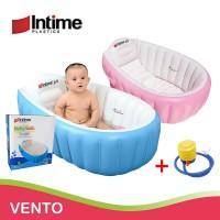 Bak Mandi Bayi Pompa Intime Baby Bath and Playing Pool