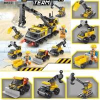 Lego Engineering Series 142 pcs 6in1