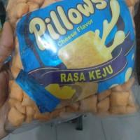 oishi pillow ubi ungu coklat durian