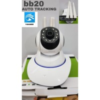 Camera IP Robot yoosee / Cctv baby cam /with lan dan wireless