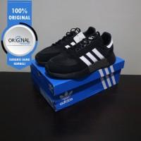 Sepatu Sneakers Adidas Marathon Tech Black EE4923 Original BNIB
