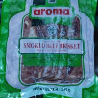 Smoked Beef - Bacon Beef - 250gr