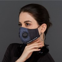 2Madison Workwear #8 Facemask With Air Valve