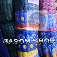 Kasur lantai/Kasur palembang isi Kapuk uk.180x200 cm