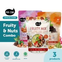 Mia Chia Choco + Fruity and Nuts Combo