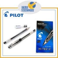 PULPEN / PEN / PENA PILOT HITEC / HI-TEC-C / HI TEC