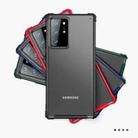 Case Samsung Galaxy Note 20 | 20 Ultra Fuze Frosted Anti Crack Casing - Hijau, Note20 Ultra