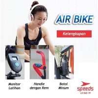 Sepeda Statis spinning bike Platinum Bike Gym fitness Indoor 042-19