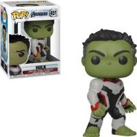 PROMO Action Figure Funko Pop Hulk Team Suit Marvel Avengers End game