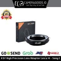 ( Camera Goods ) K&F High Precision Mount Adapter Leica M - Sony E