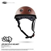 JPR SKATE 01 SOLID - BROWN DOFF/WHITE