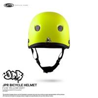 JPR SKATE 01 SOLID - FLUORESCENT YELLOW DOFF/BLACK