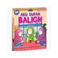 Aku Sudah Baligh Khusus Perempuan - Buku Anak Muslim