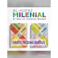 Alquran Hafalan Terjemah Al-Hufaz Milenial Tajwid A5, Al-Quran Alhufaz