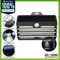 Wall Lamp Solar Baseus Sensor Gerak Lampu Dinding Outdoor Tenaga Surya