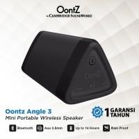 Oontz Angle 3 Cambridge SoundWorks Bluetooth Speaker - Hitam