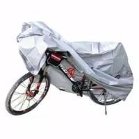 Sarung Pelindung Cover Sepeda dan Motor