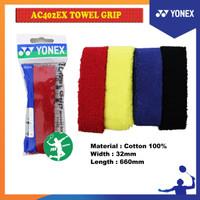 YONEX GRIP HANDUK AC 402 EX GRIP TOWEL BADMINTON ORIGINAL