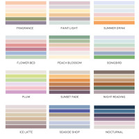 Masking Tape Set 6pc Seasons Color / Selotip Unik / Selotip Lucu