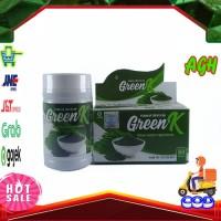 Kapsul ekstrak GREEN K daun kelor plus spirulina