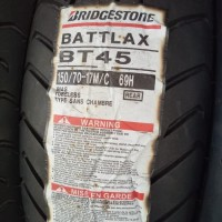 Ban Bridgestone Battlax 150/70-17 BT45 Tubeless Motor Belakang SAJA