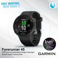 GARMIN Forerunner 45 GPS Running Smartwatch - Garansi Resmi TAM