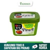 Chung Jung Won Ssamjang Soybean Paste / Saus Sambal Tauco / Tauco Kore