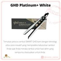GHD Platinum+ White Straightener Catokan Rambut