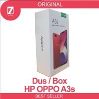 Kotak dus oppo a3s original
