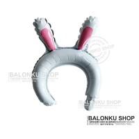 Balon Bando / Balon Bando Kelinci / Balon Bando Karakter Kelinci