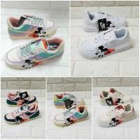 Sepatu Sneakers Wanita Nike Air Force One X Disney Mickey 2023