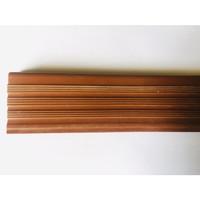 Step Nosing List Tangga Karet - Cokelat