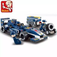 Lego F1 Williams Racing Team 196 pcs