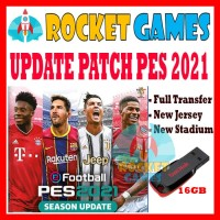 Patch Full Update / Option File PES 2021 / Winning Eleven 2021 PS4