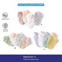 Kaos Kaki Set 4 / Kaos Kaki Anak / Kaos Kaki Lucu / Korean Socks