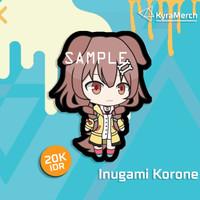 Keychain Hololive Japan Inugami Korone