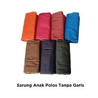 Sarung Anak Wadimor Polos FC (Full Color)