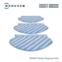 Ecovacs Aksesoris DEEBOT Buddy OZMO 920 / 950 Mopping Cloth (3 pcs)