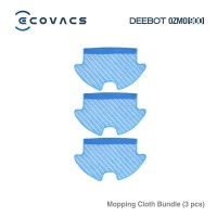 Ecovacs Aksesoris DEEBOT OZMO 900 Mopping Cloth Bundle (3 pcs)