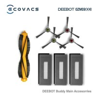 Ecovacs Aksesoris DEEBOT Buddy OZMO 900 Main Accessories