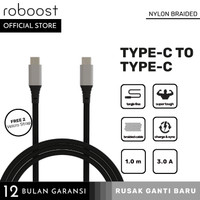 roboost USB Type C to C 3.1 Version Super Fast Charging 75W