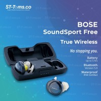 Bose SoundSport Free Truly Wireless Earphone