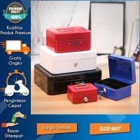 FLASH MARTBrankas Penyimpanan Uang Money Box Uang Cash Box