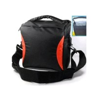 TAS KAMERA CANON EOS DSLR CAMERA BAG MIRRORLESS 1100D 1200D 1300D 500D
