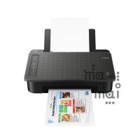 Promo Printer Canon Ts307 Wireless With Smartphone Copy Inkjet