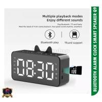 Jam Alarm Q9 Bluetooth Digital Speaker